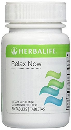 New Herbalife Relax Now Herbal Formula Maintain a Healthy Mood Stress and Anxiety Relief 30 Tablets By Siamproviding by Siamproviding