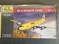 でか! 元旅客機の消防放水機 DC-6 1/72 エレール