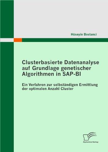 Clusterbasierte Datenanalyse auf Grundlage genetischer Algorithmen in SAP-BI - Ein Verfahren zur selbständigen Ermittlung der optimalen Anzahl Cluster: ... Ermittlung der optimalen Anzahl Cluster