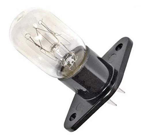 Ersatzlampe 20 W geeignet für Samsung Mikrowellenherde