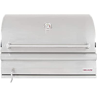 "Blaze Grills 33"" Built-In Charcoal Grill"