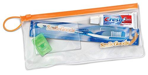 Practicon 101733 SmileGoods Adult Patient Paks (Pack of 72)