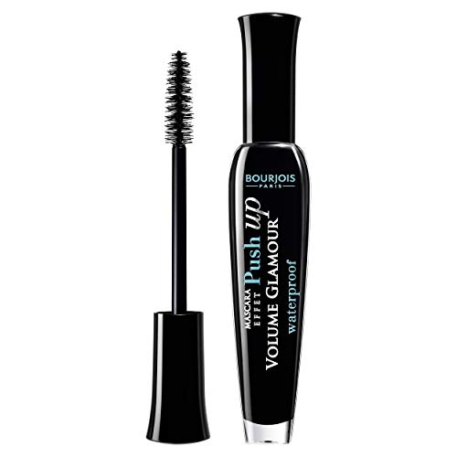 Bourjois Push Up Máscara de pestañas Tono 71 Waterproof black, 7 ml