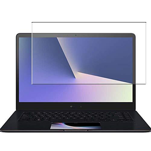 Vaxson Protector de Pantalla de Cristal Templado, compatible con ASUS ZenBook Pro 15 UX580GE / UX580GD 15.6' [solo área activa] 9H Película Protectora