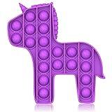 Bdwing Push And Pop Bubble Sensory Fidget Toy, Giocattolo Sensoriale per Autismo ADHD ADD ...