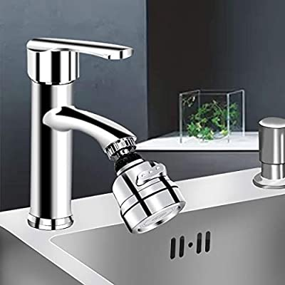 kentew Three-Gears Adjustable Boost Pressure Splash-Proof Kitchen Faucet Cold Sore & Fever Blister Treatments