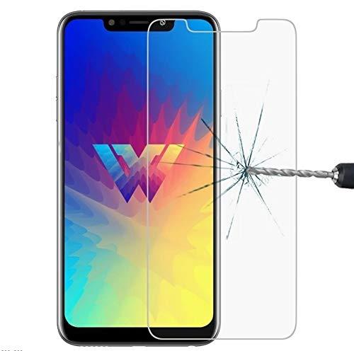 Bueno 100 PCS for Huawei P8 Lite / P8 mini 0.26mm 9H Dureza de la superficie 2.5D Película de pantalla de vidrio templado a prueba de explosiones Believewang