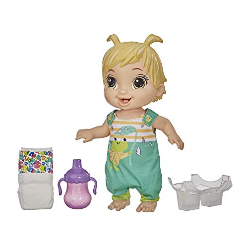Baby Alive Baby Gotta Bounce Doll w/ 25+ Sounds (Blonde Hair) $9.95 & More + Free Shipping w/ Amazon Prime or Orders $25+