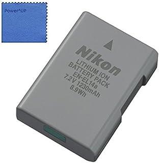 Nikon EN-EL14a Lithium-Ionen-rechargeable battery para Nikon Df D3100 D3200 D3300 D5100 D5200 D5300 D5500 Cámara réflex digital - COOLPIX P7000 P7100 P7700 P7800 Cámara compacta (Empaquetado A Granel)