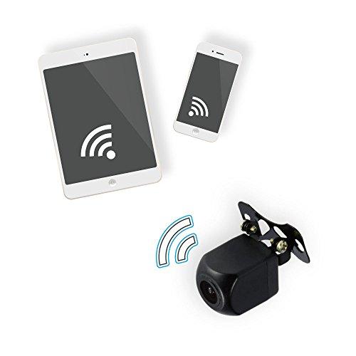 BEEPER Caméra de recul ou Surveillance sans Fil sans écran sur Smartphone (H2WIFI)