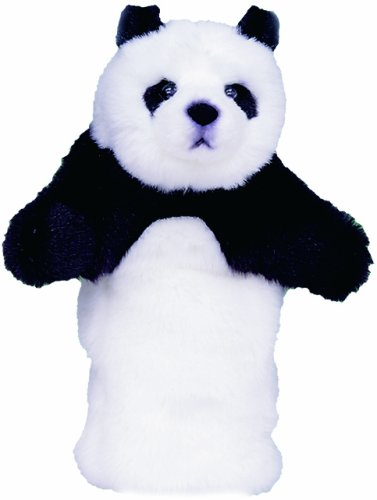 Daphne's Panda Headcovers