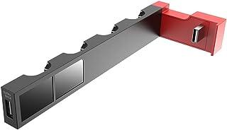 Carregador controlador N-Switch PG-9186 com 4 slots Joy-Con Base de carregamento do controlador de jogo para uso com base ...