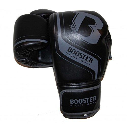 Booster Boxhandschuhe, BT Enforcer, schwarz, Boxing Gloves, MMA, Muay Thai Size 14 Oz