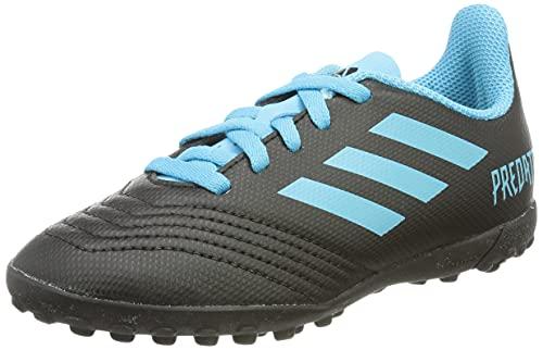 adidas Jungen Predator 19.4 TF J Fußballschuhe, Mehrfarbig Negbás Ciabri Amasol 000, 34 EU