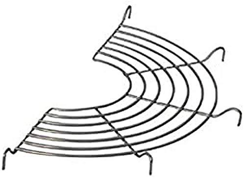 De Buyer-3329.10 - Rejilla de acero inoxidable para wok (32 cm)