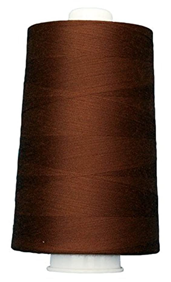 Superior Threads 13402-3032QC Omni 40W Polyester Thread, 6000 yd, Mahogany