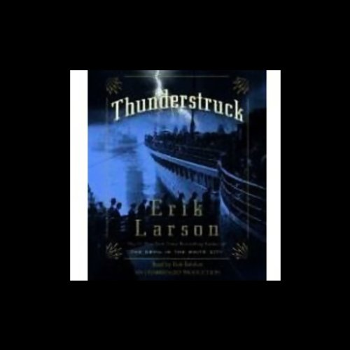 Thunderstruck  By  cover art