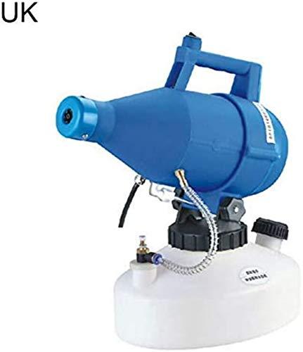 Surfilter 1200 U/min Elektrische ULV-Nebelmaschine Tragbare Nebelmaschine mit extrem geringer Kapazität für Schule, Haushalt, Klinik, Krankenhaus