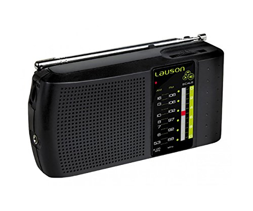 radio lauson fabricante Lauson