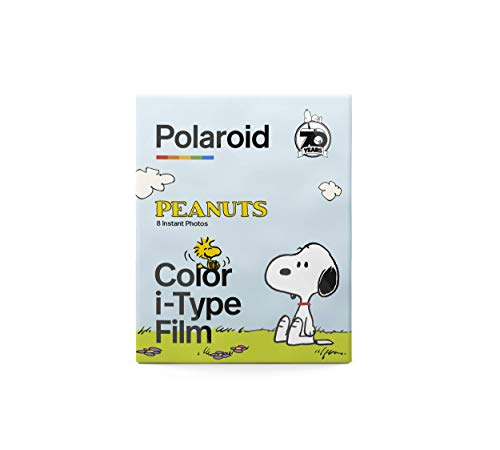 Polaroid i-Type Color Film - Peanuts Edition (8 Photos) (6024)