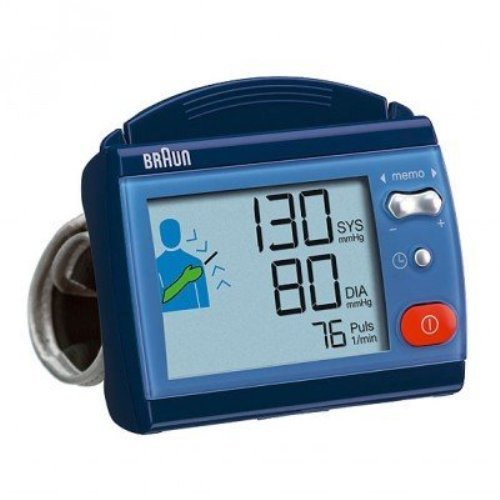 Braun BP3510, LR 03 (AAA) - Tensiómetro