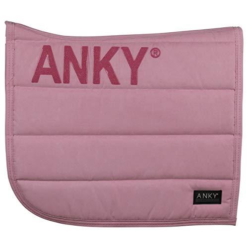 Anky Tapis de Selle Dressage - Rose Clair-Dressage Cheval