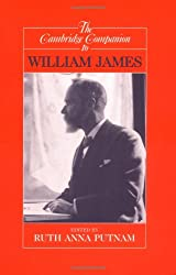 The Cambridge Companion to William James Book Cover