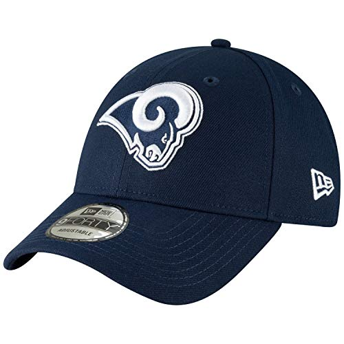 New Era 9Forty Cap - NFL League Los Angeles Rams Navy