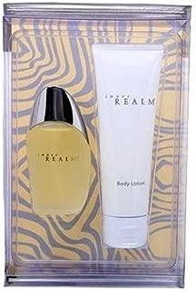 Inner Realm By Erox Corporation For Women. Gift Set ( Eau De Toilette Spray 1.3 Oz + Body Lotion 3.3 Oz).