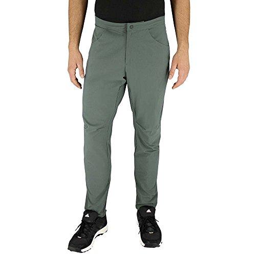 adidas Outdoor Herren Terrex Solo Pants, Herren, Utility Ivy
