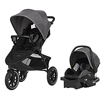 Jogging Stroller Car Seat Combo Baby Trend Walking Run Travel System Carriage Tabbouli Eu