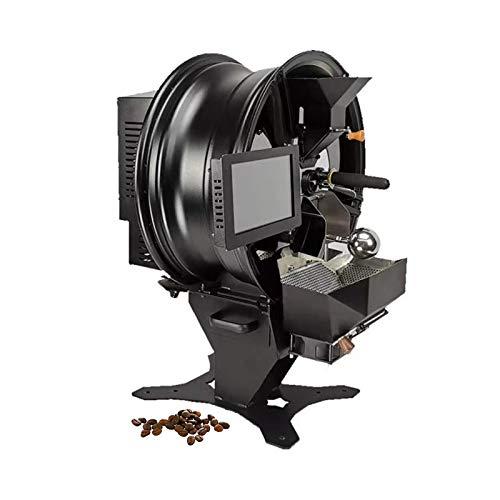 Hersteller liefern Patent Mini 500g Kaffeebohnen Home Coffee Bean Roaster Maschine (Color : Black)