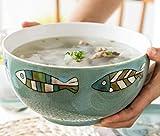 Zoom IMG-2 piatto in porcellana ciotola di