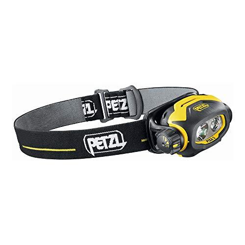 Petzl Erwachsene Pixa 3 Stirnlampe, Black, One Size