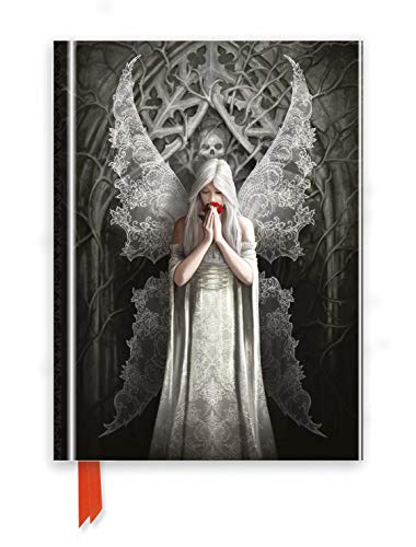 Anne Stokes: Only Love Remains (Foiled Journal) (Flame Tree Notebooks)