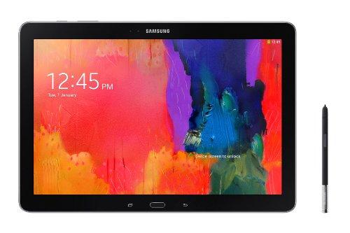 Samsung Galaxy NotePRO 12.2 Black - Tablet (Tableta de tamaño Completo, IEEE 802.11ac, Android, Pizarra, Android, Negro)