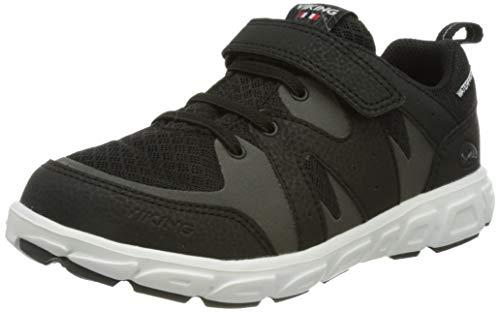 viking Tolga WP, Zapatillas para Caminar Unisex niños, Color Negro, 24 EU