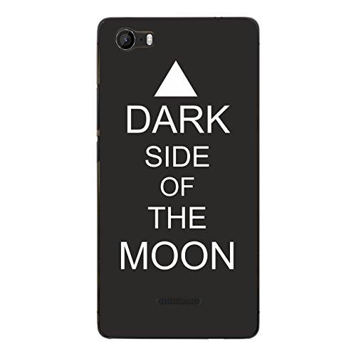 Disagu Design Hülle Schutzhülle für Wiko Fever 4G Hülle Cover - Motiv Dark Side of The Moon