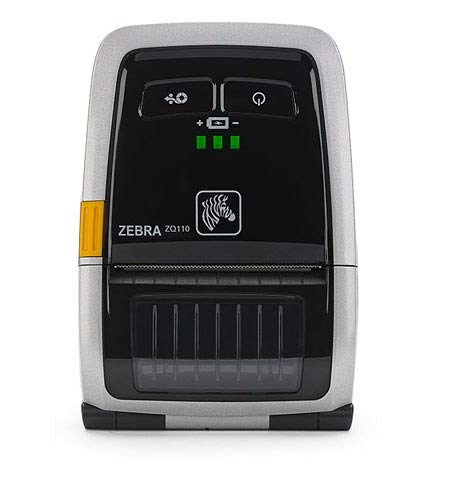 Zebra ZQ110 8 points/mm (203dpi), MKL, USB, BT (iOS)