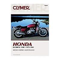 (クライマー) Clymer 修理マニュアル Honda GL1000 GL1100/Interstate 用