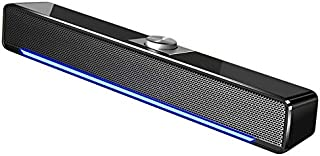 $32 » CHYA Portable Powerful Bluetooth Speaker,USB Bluetooth Speaker Wired Computer Speaker,Bass Stereo Powerful Music Player Su...