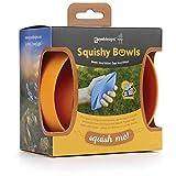 Guyot Designs Squishy Bowls Set Grey