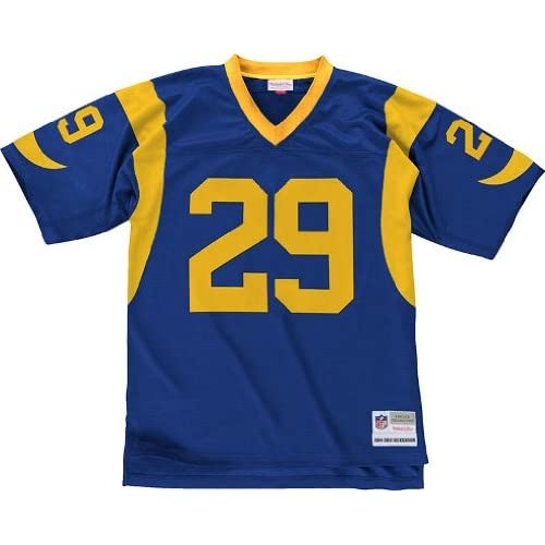 f10f5059e14 Amazon.com   Mitchell   Ness Eric Dickerson Los Angeles Rams Throwback  Jersey   Sports   Outdoors