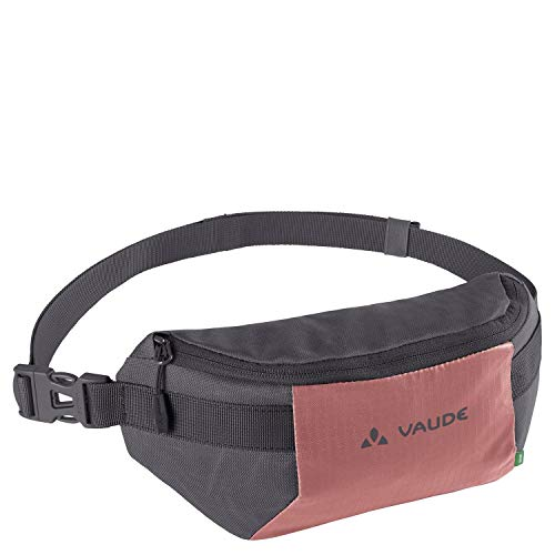 VAUDE Unisex's Tecomove II City belt bag, Pink, One Size