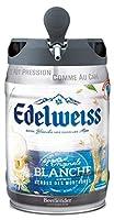 Bière blanche|beertender|Edelweiss|5 degrés