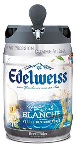 Edelweiss Blanche Fût Pression 5L
