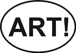 Best art bumper stickers Reviews