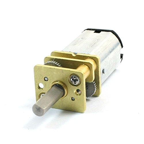 Sourcingmap a14040200ux1091 -ga12 n20 12v dc 200r motor/mini-reductor de velocidad de giro...