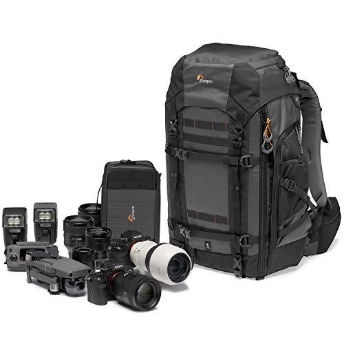 Lowepro LP37270-PWW Pro Trekker BP 550 AW II Kamerarucksack für 15-Zoll-Laptop/iPad, spiegellose...