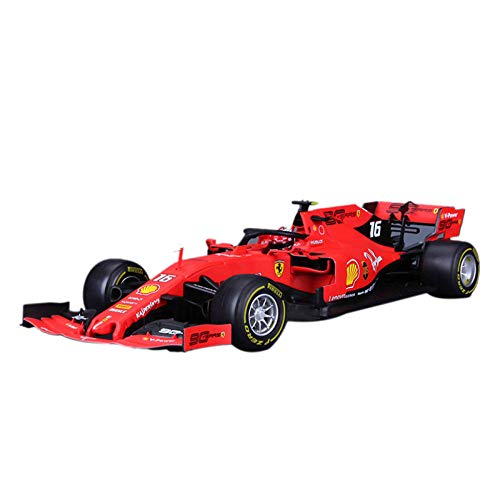 ZZH Ferrari F1 FS90 Edition Model Car Kit 1:18 Escala,A
